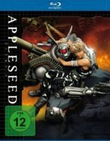 Appleseed, 1 Blu-ray