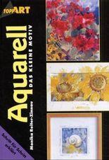 Aquarell, Das kleine Motiv