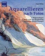 Aquarellieren nach Fotos