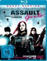 Assault Girls, Uncut Version, 1 Blu-ray