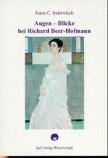 Augen-Blicke bei Richard Beer-Hofmann