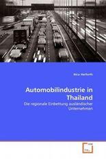 Automobilindustrie in Thailand