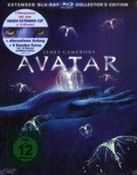 Avatar - Aufbruch nach Pandora, Extended Collector's Edition, 3 Blu-rays