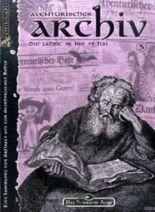 Aventurisches Archiv V - Die Jahre 26 bis 27 Hal
