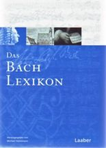Das Bach-Lexikon