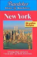 Baedeker Allianz Reiseführer, New York