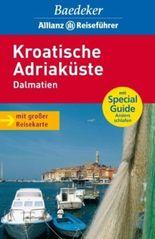 Baedeker Allianz Reiseführer Kroatische Adriaküste, Dalmatien