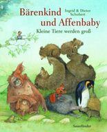 Bärenkind und Affenbaby