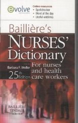 Bailliere's Nurses Dictionary