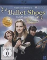 Ballet Shoes, 1 Blu-ray