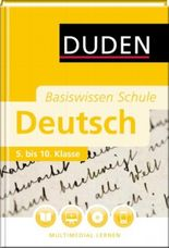 Basiswissen Schule - Deutsch 5. bis 10. Klasse