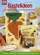 Bastelideen für Kochkarten und Rezeptbücher