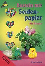 Basteln mit Seidenpapier für Kindern