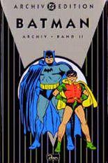 Batman, Archiv-Edition. Tl.2