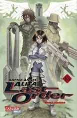 Battle Angel Alita - Last Order, Band 15