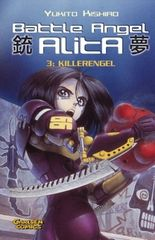 Battle Angel Alita, Band 3