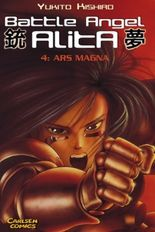 Battle Angel Alita, Band 4