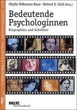 Bedeutende Psychologinnen