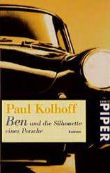Ben und die Silhouette eines Porsche