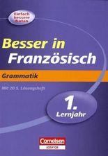 Besser in Französisch. Sekundarstufe I / 1. Lernjahr - Grammatik