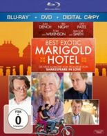 Best Exotic Marigold Hotel , 2 Blu-rays inkl. Digital Copy