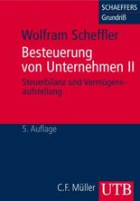 Besteuerung von Unternehmen. Bd.2