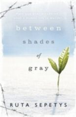 BETWEEN SHADES OF GREY SIGNED EDITION