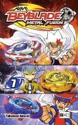 Beyblade: Metal Fusion 07