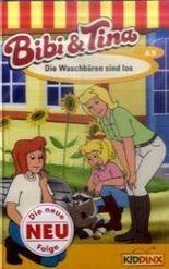 Bibi & Tina - Die Waschbären sind los, 1 Cassette