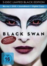 Black Swan, Limitierte Auflage, 1 Blu-ray + 1 DVD + 1 Audio-CD + Digital Copy