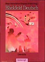 Blickfeld Deutsch. Oberstufe. RSR