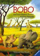 Bobo und sein kleiner Bruder werden Freunde