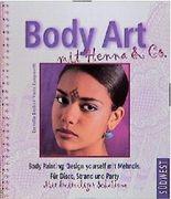Bodyart mit Henna und Co