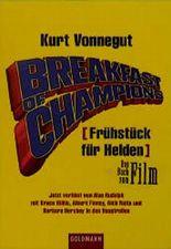 Breakfast of Champions. Frühstück für Helden.