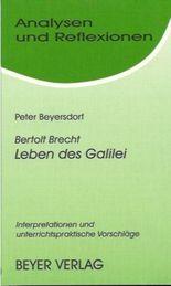 Brecht,Bertolt - Leben des Galilei
