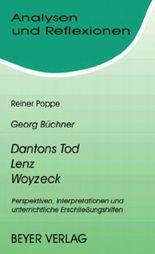 Büchner,Georg - Dantons Tod - Lenz - Woyzeck