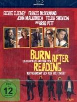 Burn After Reading, 1 Blu-ray