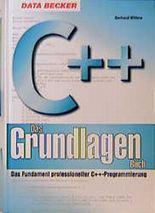 C++. Das Grundlagenbuch. Das Fundament professioneller C++- Programmierung