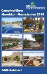 Campingführer Marokko-Mauretanien 2010
