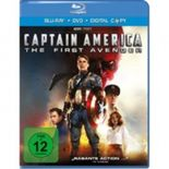 Captain America - The First Avenger, 1 Blu-ray + DVD + Digital Copy