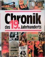 Chronik des 19. Jahrhunderts. Sonderausgabe