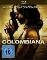 Colombiana, 1 Blu-ray