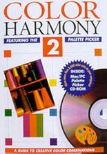 Color Harmony 2, w. CD-ROM: A Guide to Creative Colour Combinations with Palette Picker (Edition Olms)