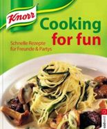 Cooking for fun