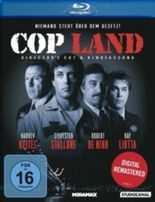 Cop Land, Director's Cut, Digital Remastered, 1 Blu-ray