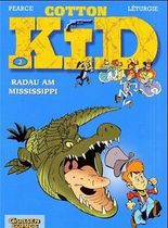 Cotton Kid, Bd.2, Radau am Mississippi (Carlsen Comics)