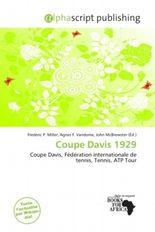 Coupe Davis 1929