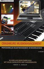 Crashkurs Musikmanagement