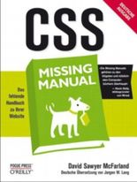 CSS: Missing Manual