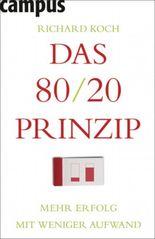 Das 80/20 Prinzip